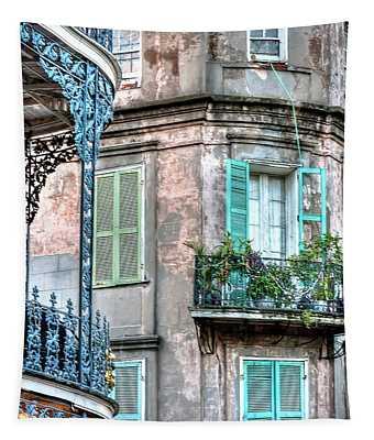 0254 French Quarter 10 - New Orleans Tapestry