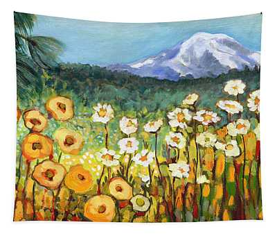 Rainier Wall Tapestries