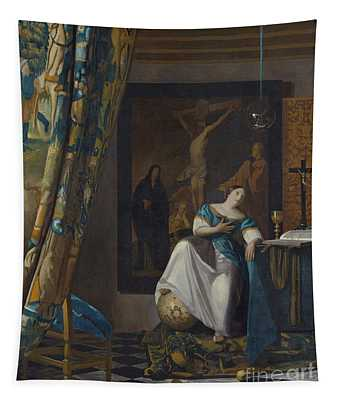 Allegory Of The Faith Tapestry