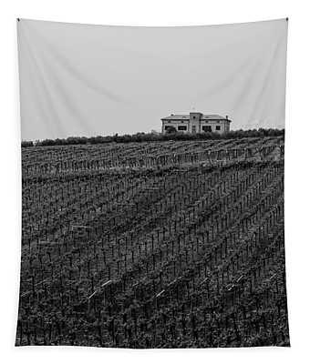 An Italian Farm In Abruzzo Tapestry