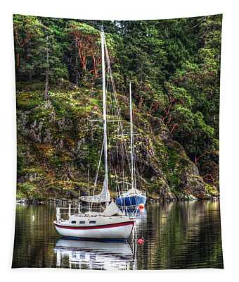 At Anchor Tapestry