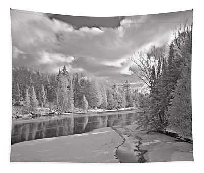 Ausable River Infrared 6283 Tapestry