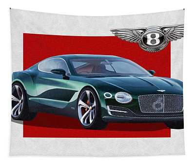 Bentley Motors Tapestries