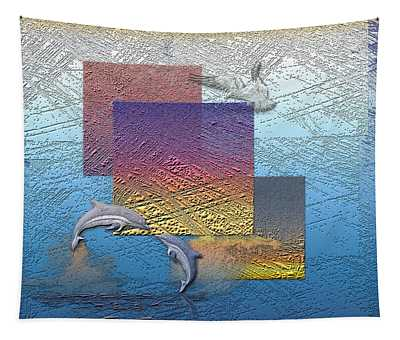 Dusk Wall Tapestries