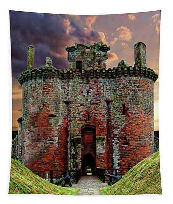 Caerlaverock Castle Tapestry