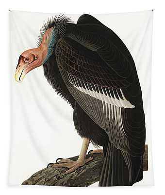 Californian Vulture Tapestry
