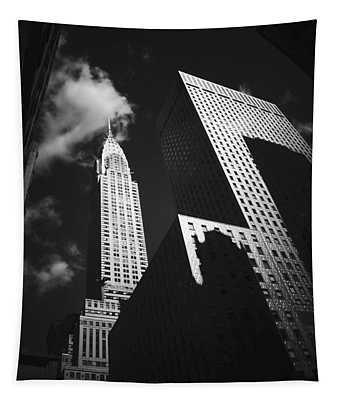 Chrysler Building - New York City Tapestry