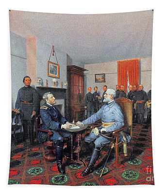 Civil War: Appomattox, 1865 Tapestry