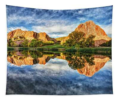 Colorful Colorado Tapestry