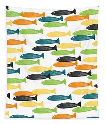 Aquatic Life Wall Tapestries