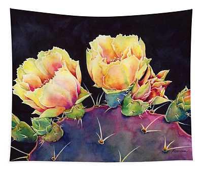Desert Bloom 2 Tapestry