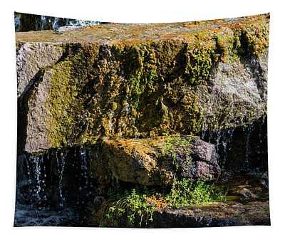 Desert Waterfall 2 Tapestry