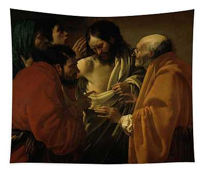 Doubting Thomas Tapestry