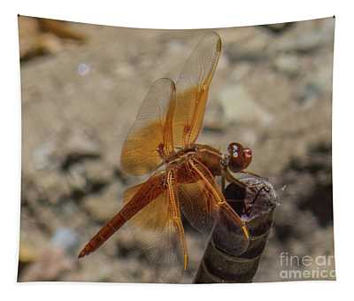 Dragonfly 18 Tapestry