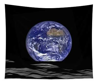 Earthrise Tapestry