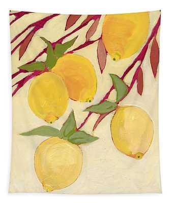 Lemon Tapestries