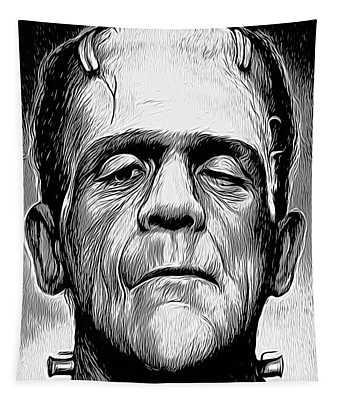 Frankenstein Tapestry