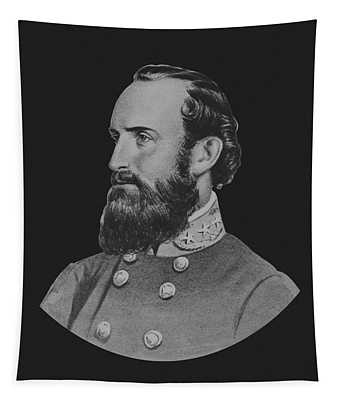 General Stonewall Jackson - Five Tapestry