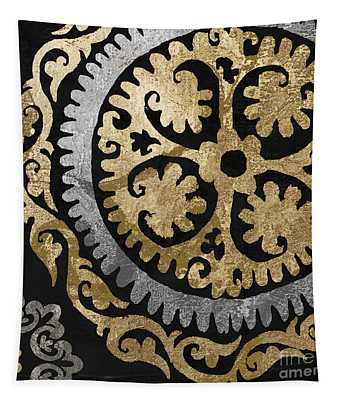 Glitterfish Iv Tapestry