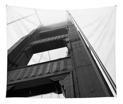 Golden Gate Tower 2 Tapestry