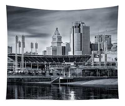 Great American Ball Park Tapestry
