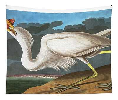 Great Heron Tapestry