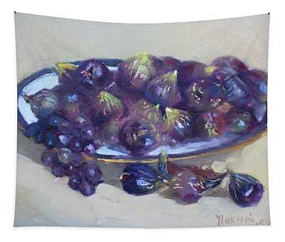 Greek Figs Tapestry
