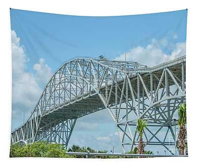Harbor Bridge Tapestry