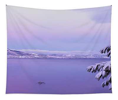 Lake Tahoe Ca Tapestry