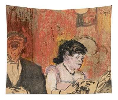 Le Duo Tapestry