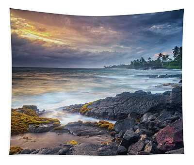 Lyman's Sunset Tapestry