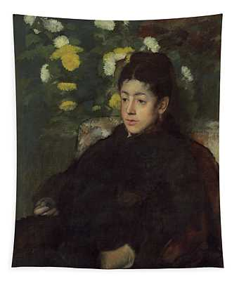 Mademoiselle Malo Tapestry