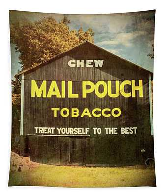 Mail Pouch Barn - Oh 93 #4 Tapestry