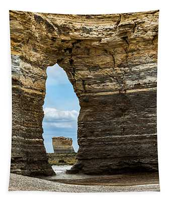 Monument Rocks Tapestry