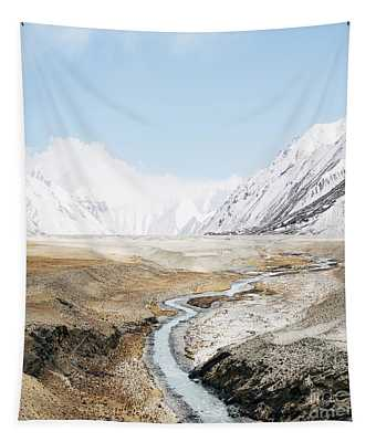 Mount Everest Tapestry