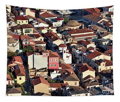 Nafplio Town Tapestry