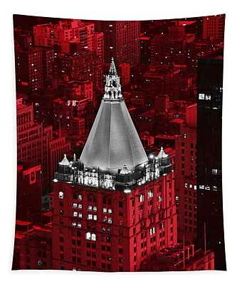 New York Life Building Tapestry