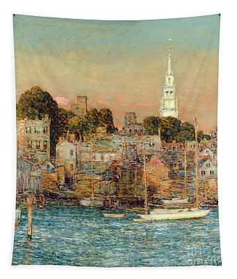 October Sundown Tapestry