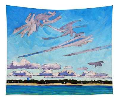 Southampton Lake Breeze Cu Tapestry