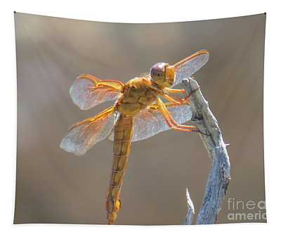 Dragonfly 5 Tapestry