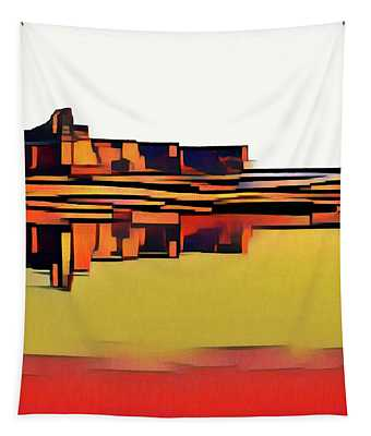 Padre Bay Tapestry