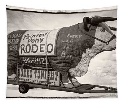 Painted Pony Rodeo Lake George Tapestry