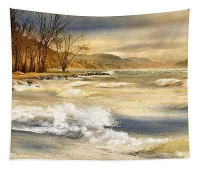 Perfect Storm Tapestry
