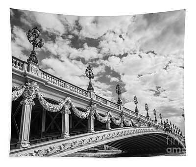 Pont Alexandre IIi In Paris Tapestry