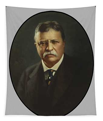 President Theodore Roosevelt  Tapestry