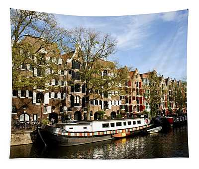 Prinsengracht Tapestry