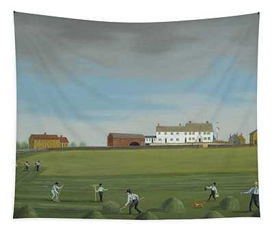 Ralph Wheelock's Farm Tapestry