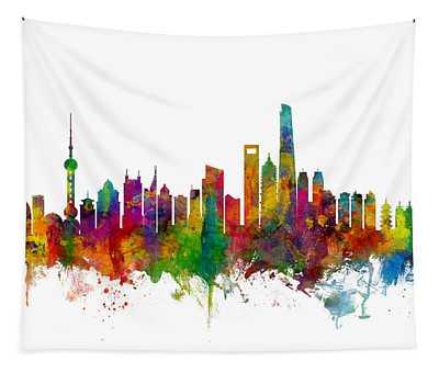 Shanghai Wall Tapestries