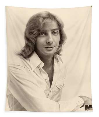 Singer Barry Manilow 1975 Tapestry