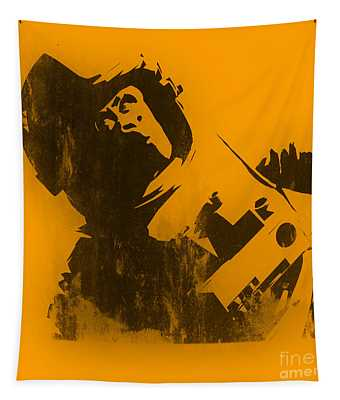 Space Ape Tapestry